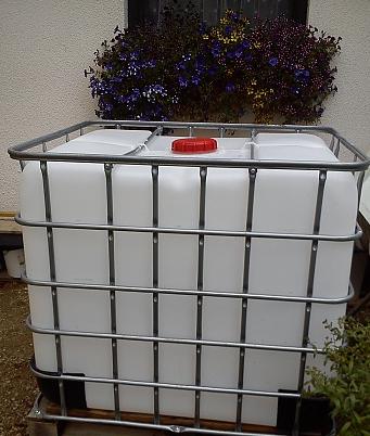 cisterna za vodo